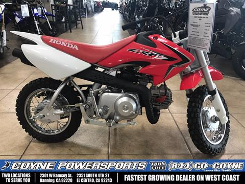 2017 Honda CRF50F in Banning, California
