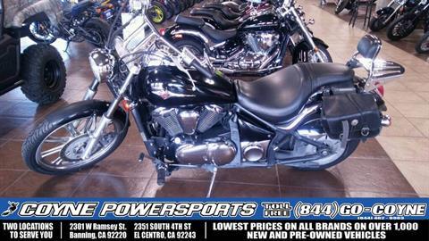 2008 Kawasaki Vulcan® 900 Custom in Banning, California