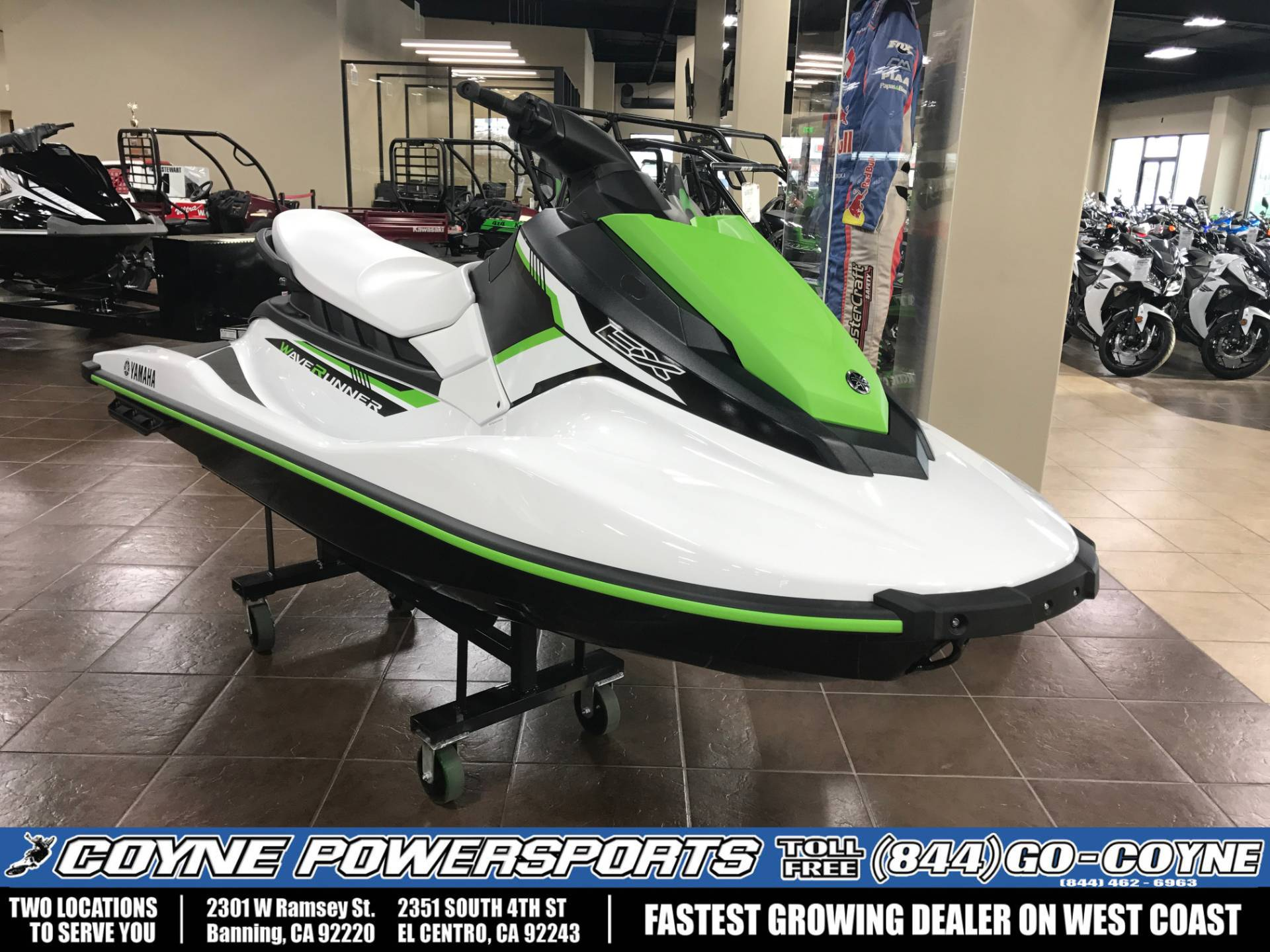 2017 Yamaha EX for sale 2748