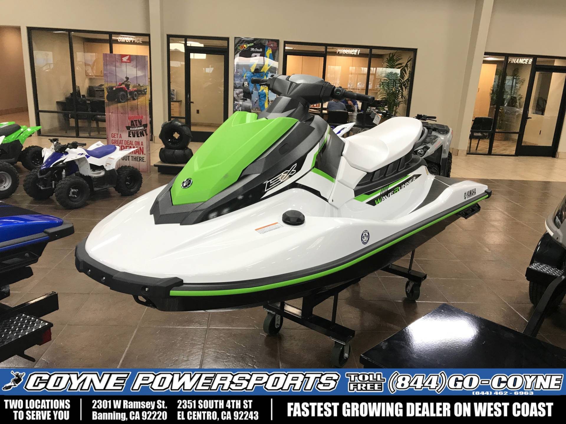 2017 Yamaha EX for sale 26070