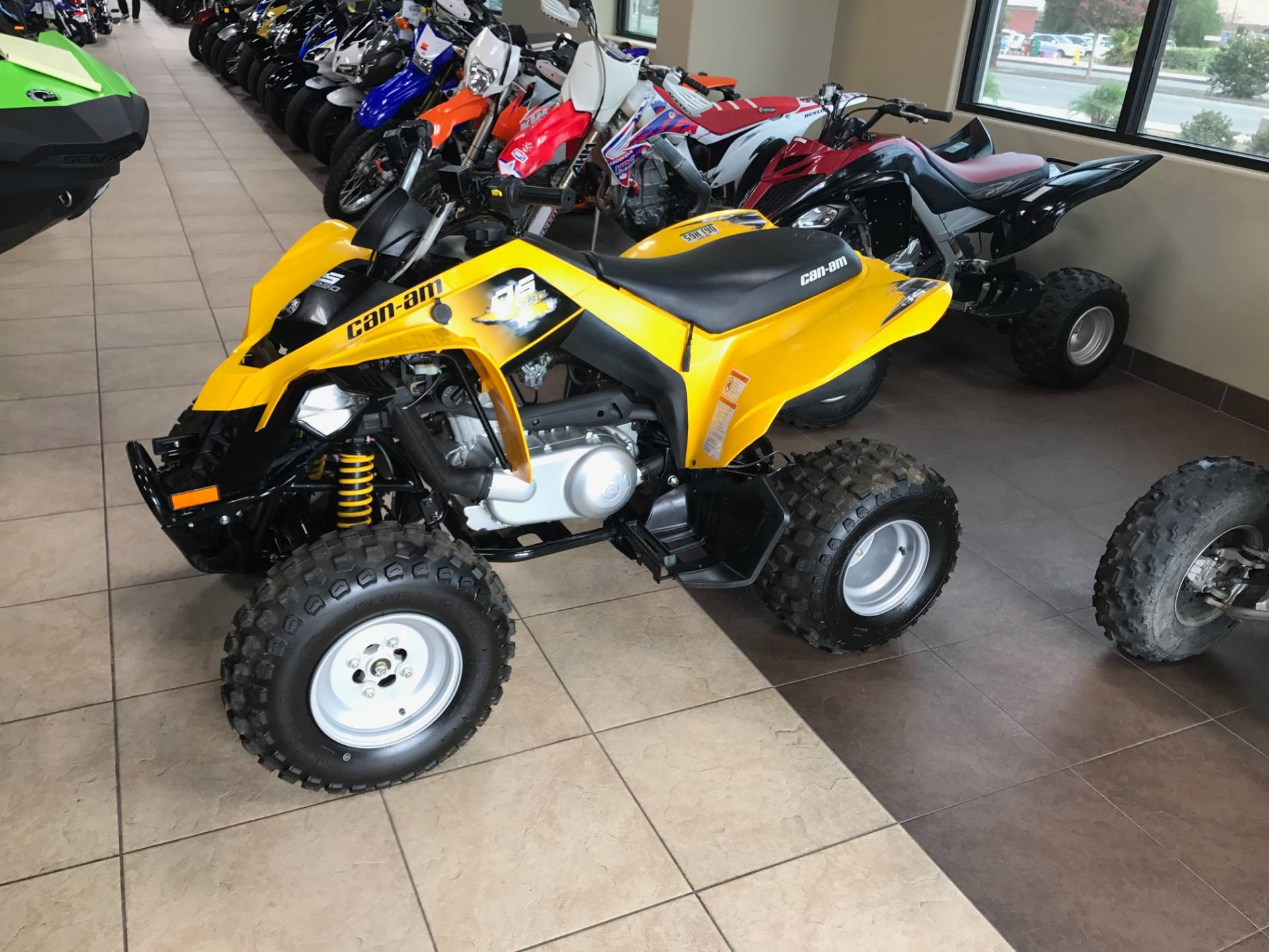 2017 Can-Am DS 250 for sale 53052