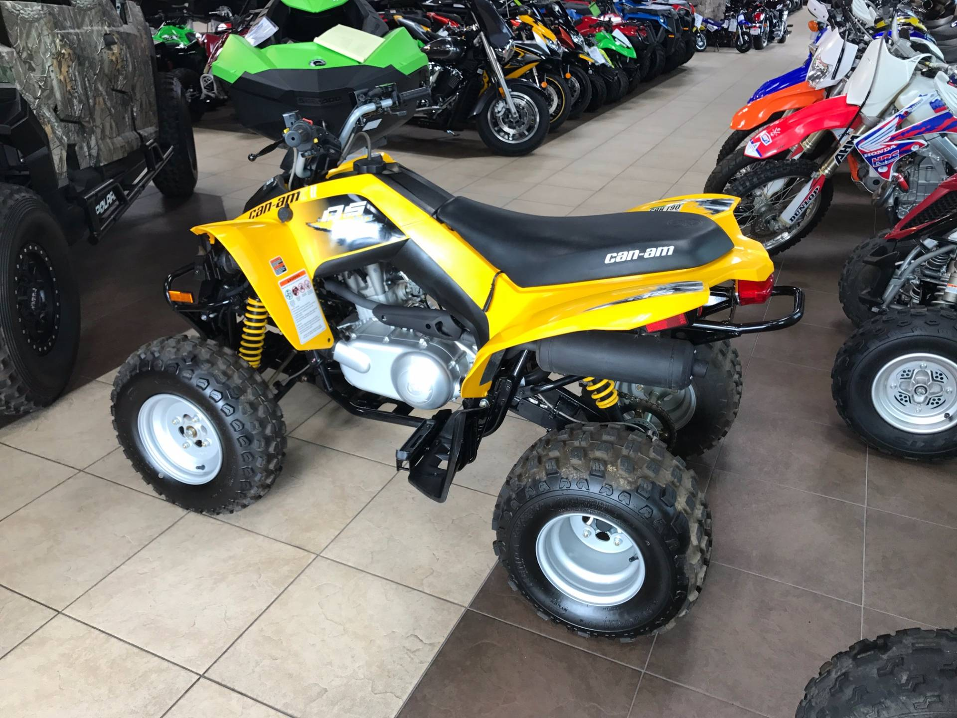 2017 Can-Am™ DS 250 2