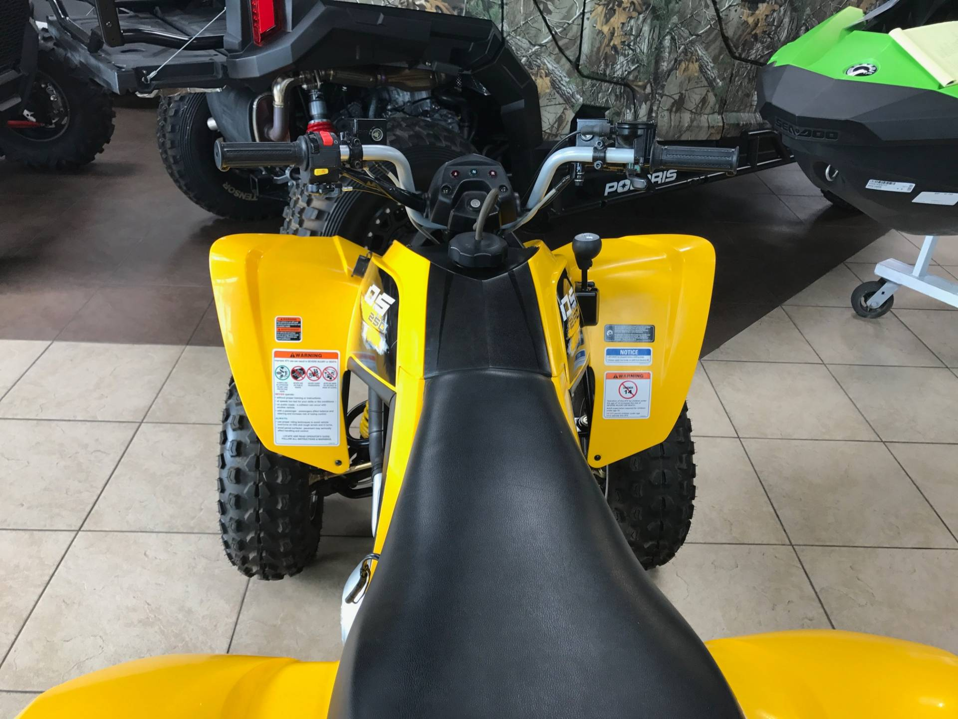 2017 Can-Am™ DS 250 3