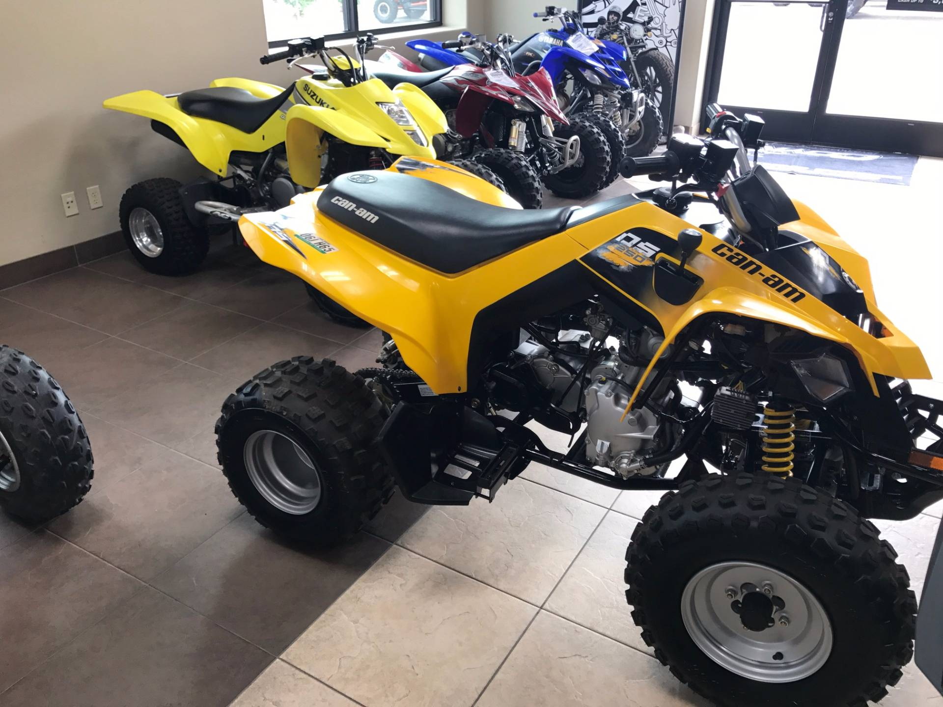 2017 Can-Am™ DS 250 4