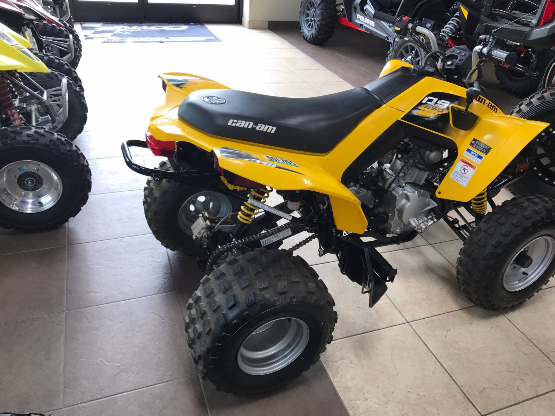 2017 Can-Am™ DS 250 5