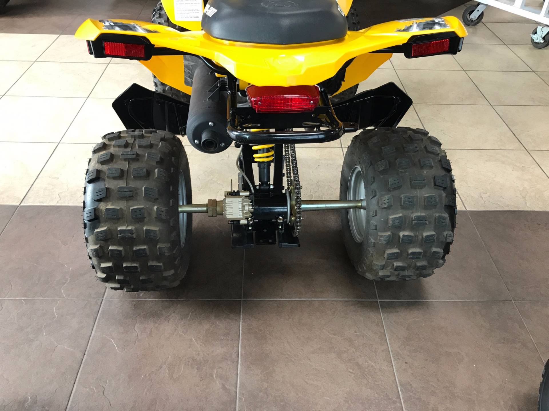 2017 Can-Am™ DS 250 6