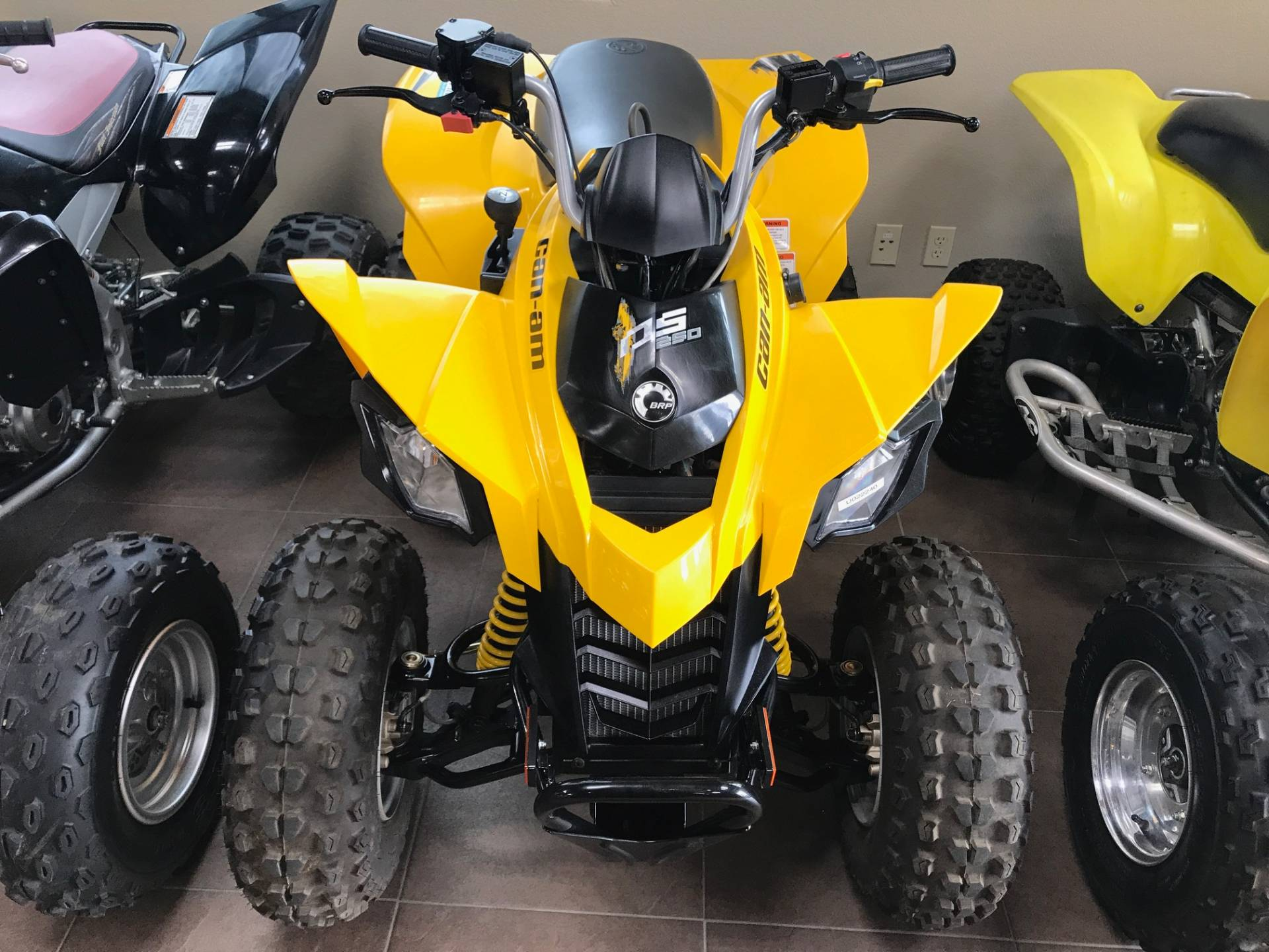 2017 Can-Am™ DS 250 7