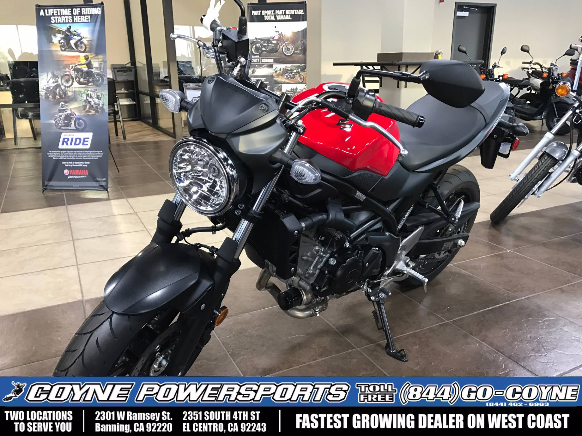 2017 Suzuki SV650 for sale 23333