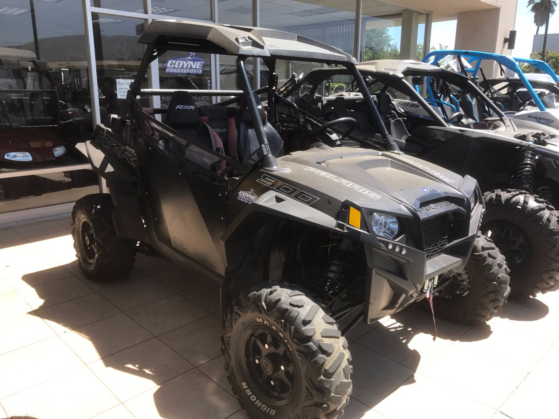 2014 Polaris RZR 900 EPS for sale 510