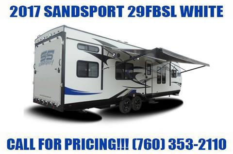 2017 Other SANDSPORT in Banning, California