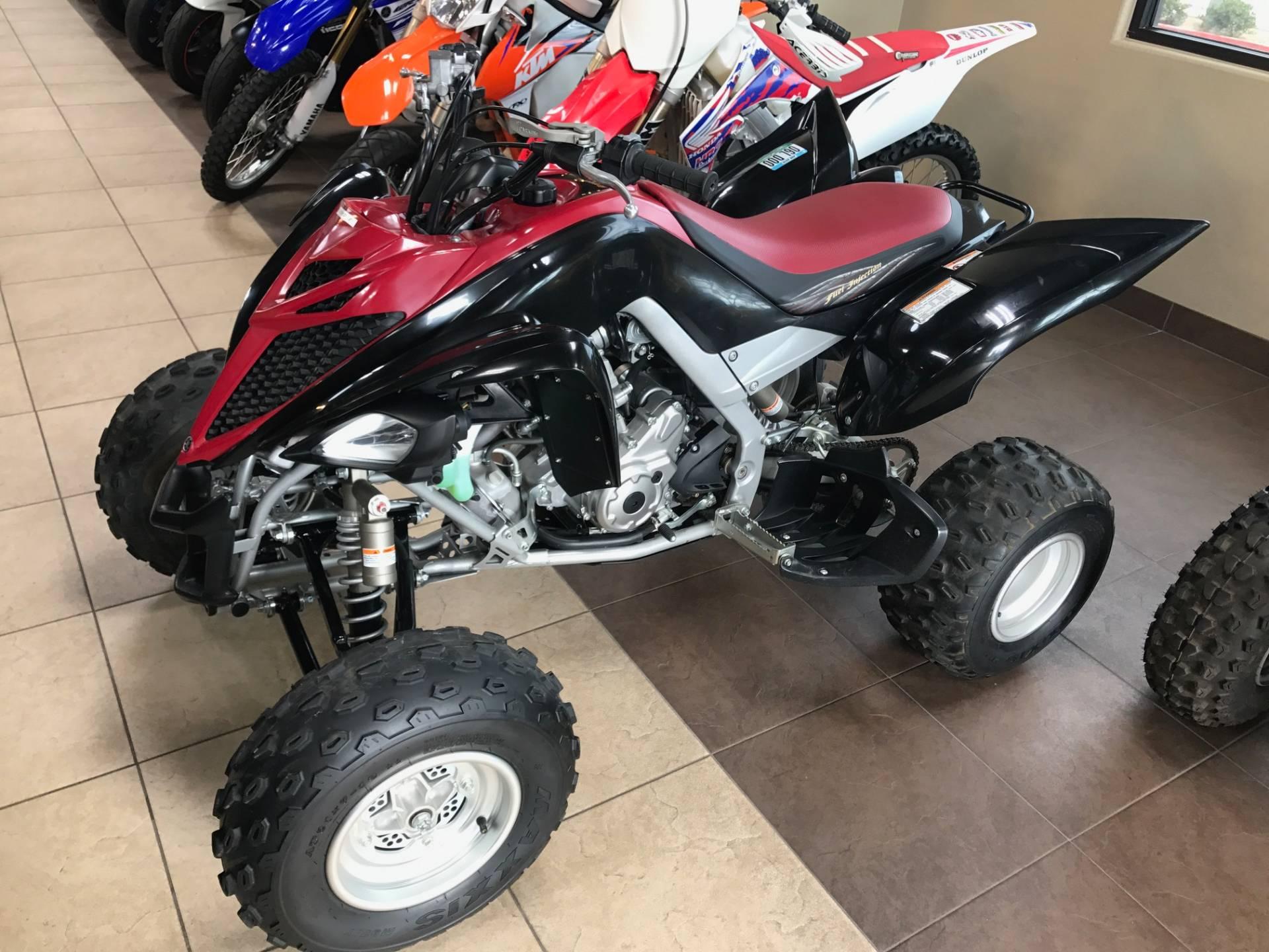 2013 Yamaha Raptor 700R SE 1