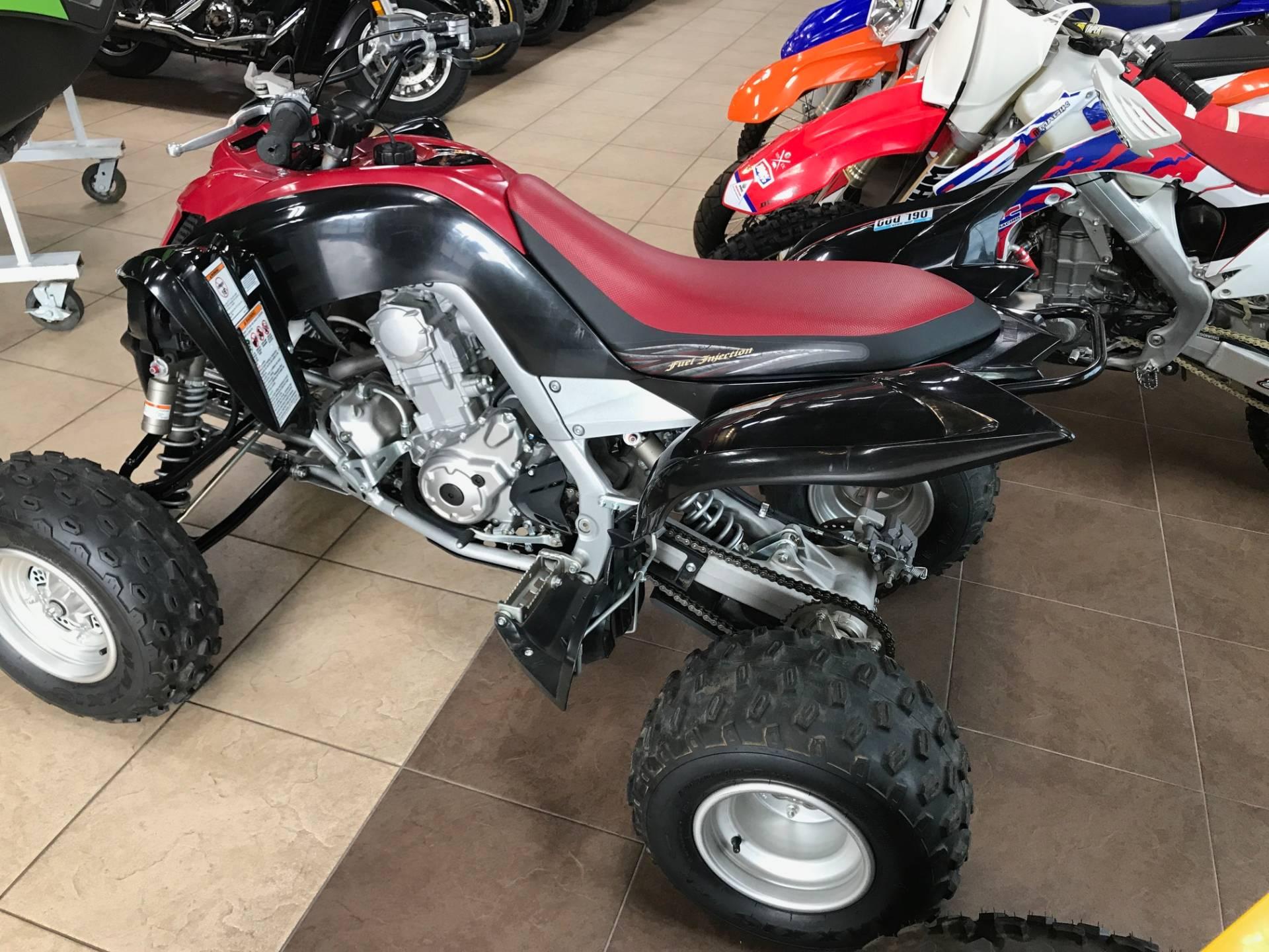 2013 Yamaha Raptor 700R SE 2