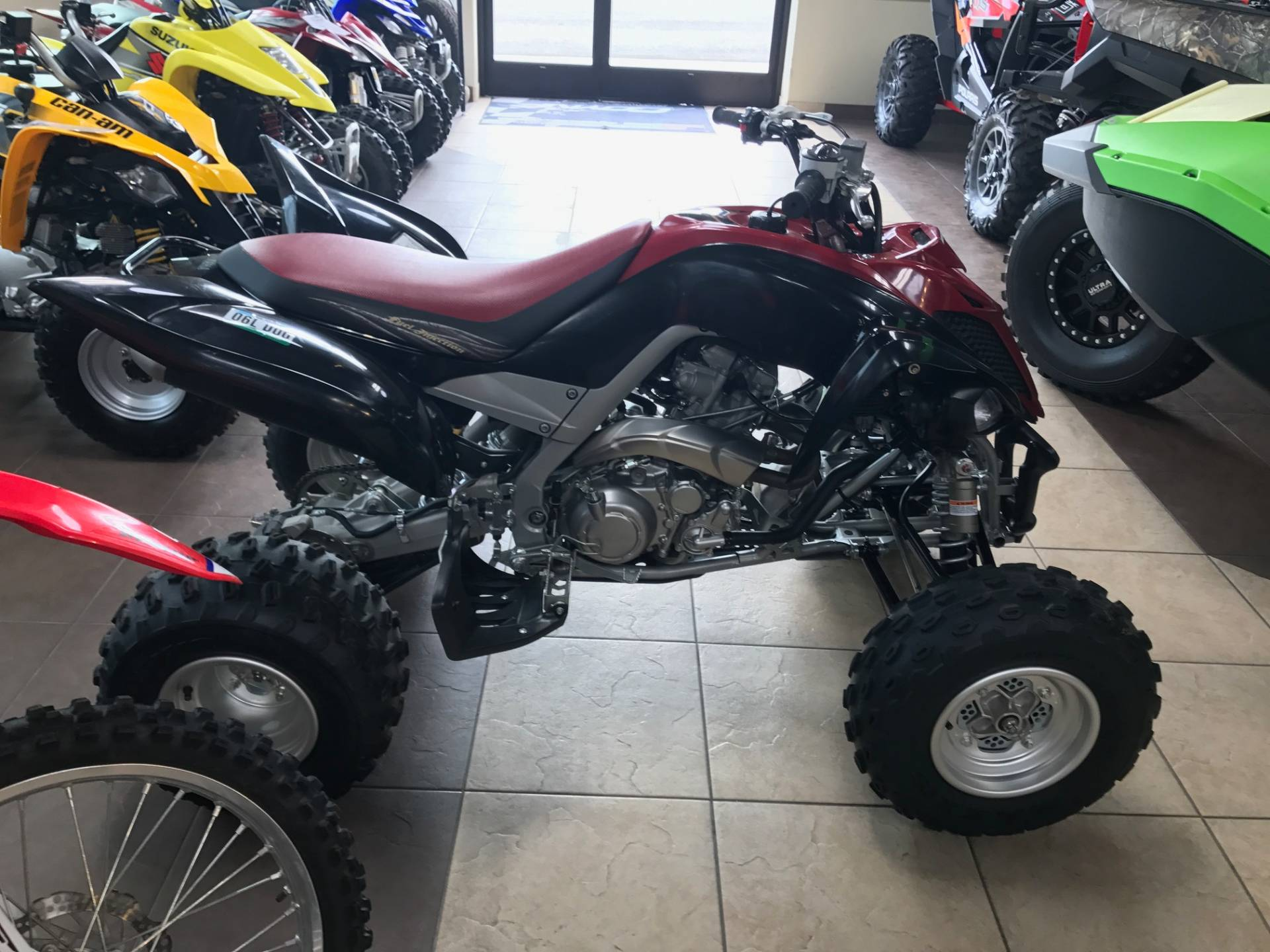2013 Yamaha Raptor 700R SE 4