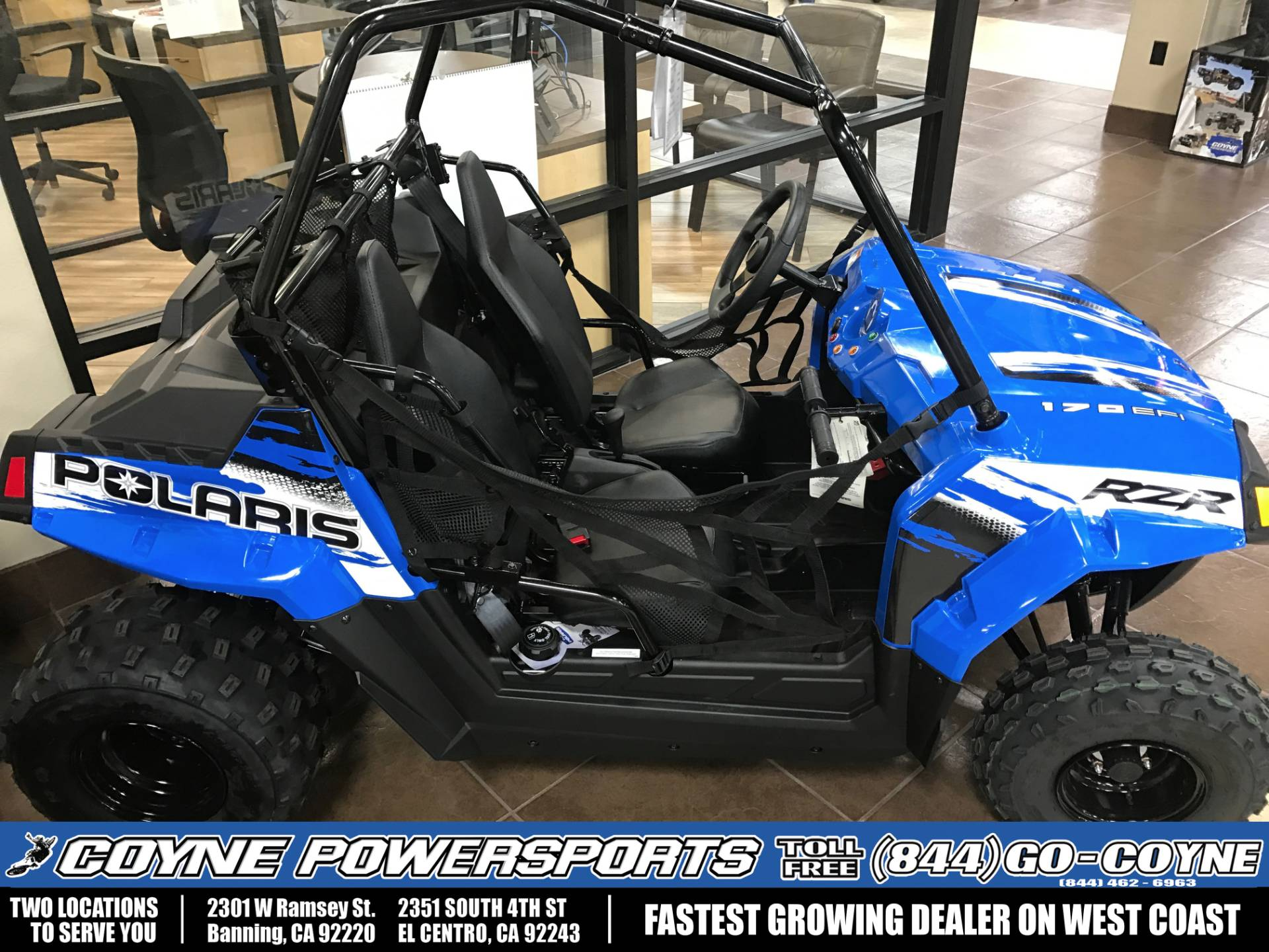 2017 Polaris RZR 170 EFI for sale 7156