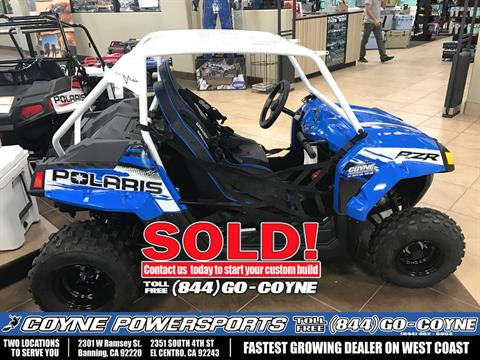 2017 Polaris RZR 170 EFI in Banning, California
