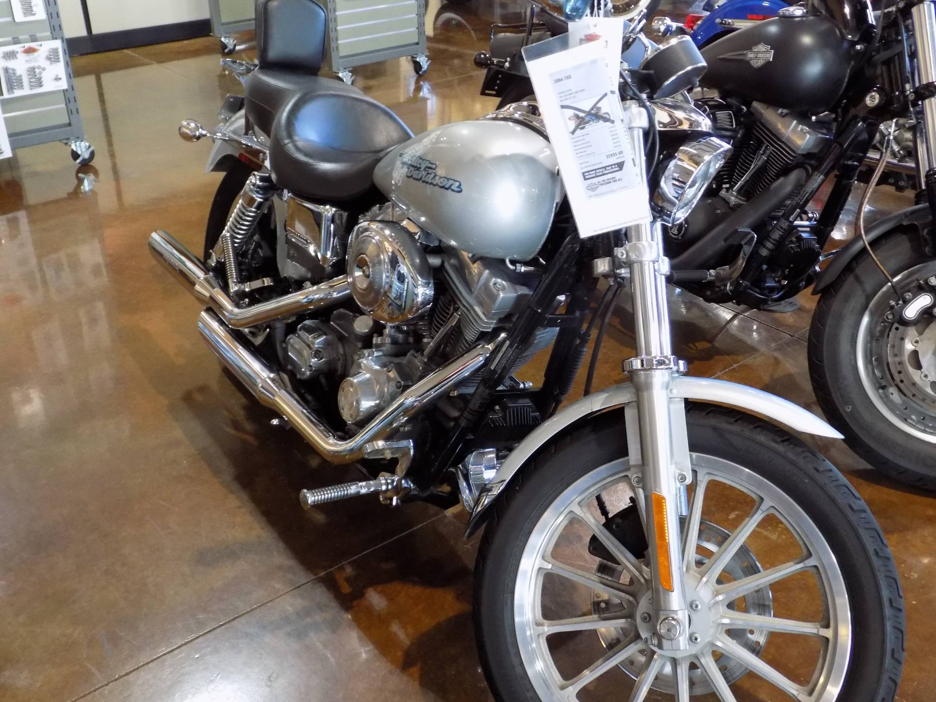 2004 Harley-Davidson FXD/FXDI Dyna Super Glide® in Winchester, Virginia - Photo 3