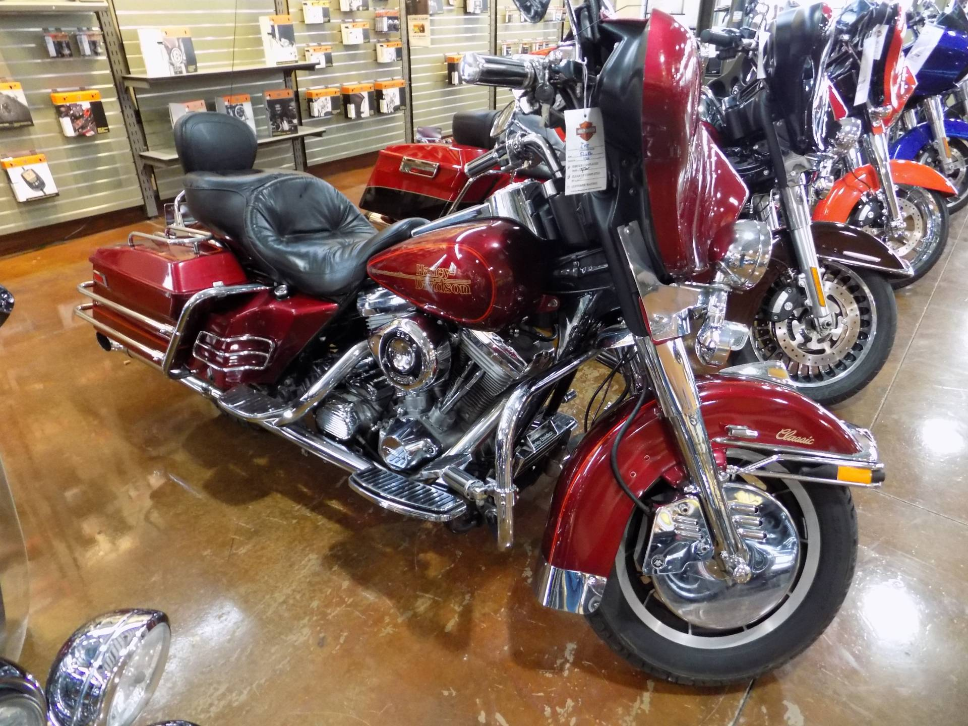 1989 Harley-Davidson ELECTRA GLIDE in Winchester, Virginia - Photo 1