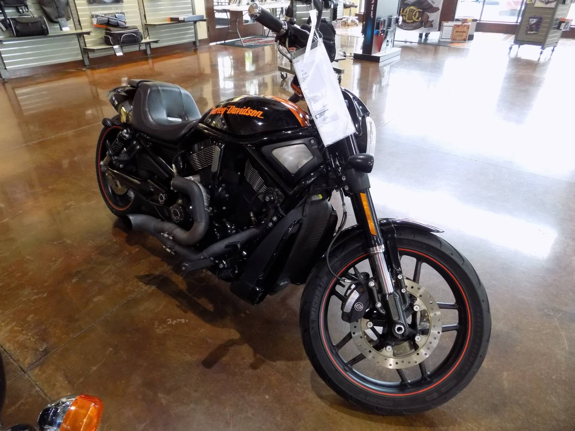 Used 2014 Harley Davidson Night Rod Special Black Motorcycles In Winchester Va N A