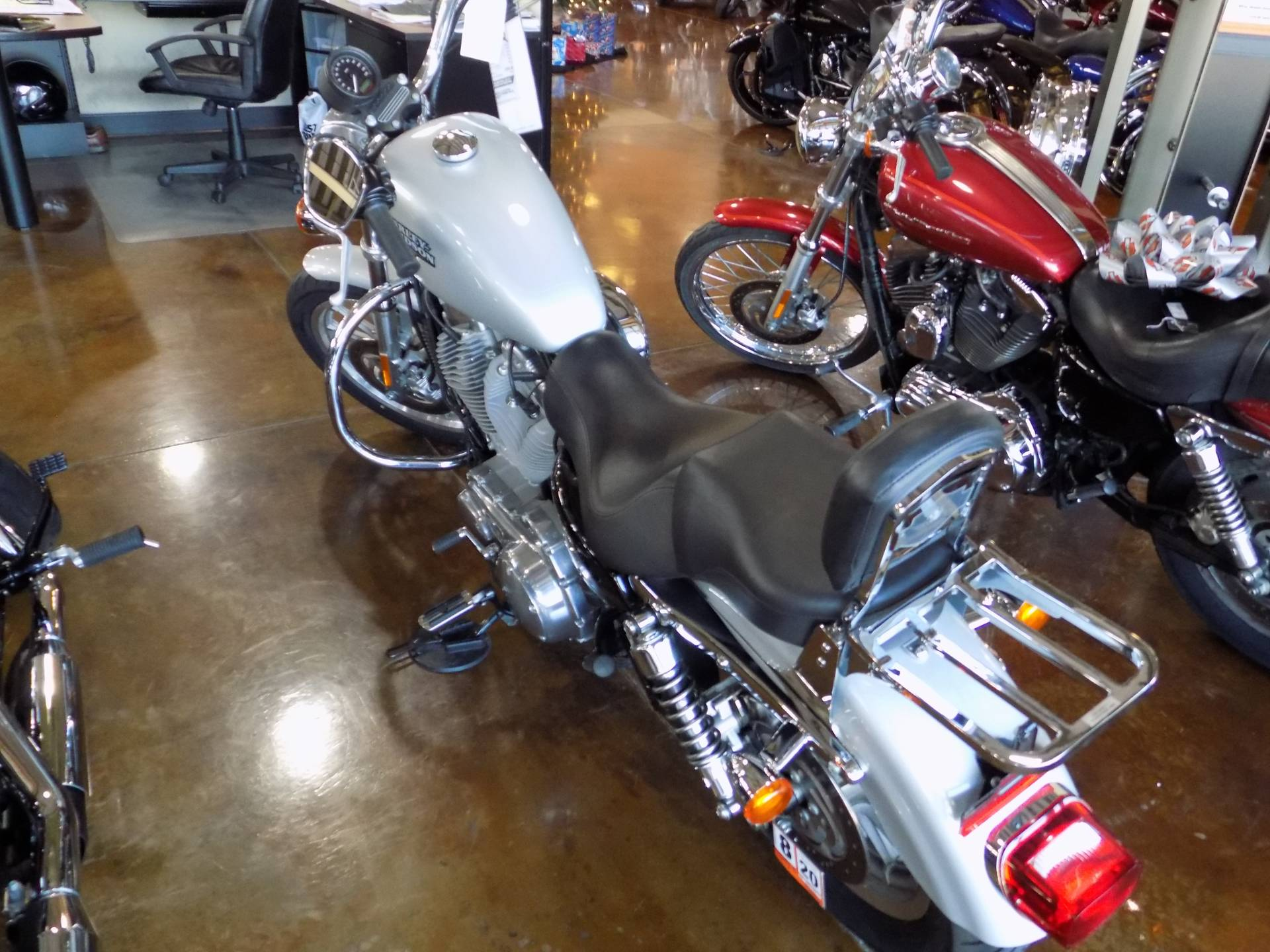 2010 Harley-Davidson Sportster® 883 Low in Winchester, Virginia - Photo 2