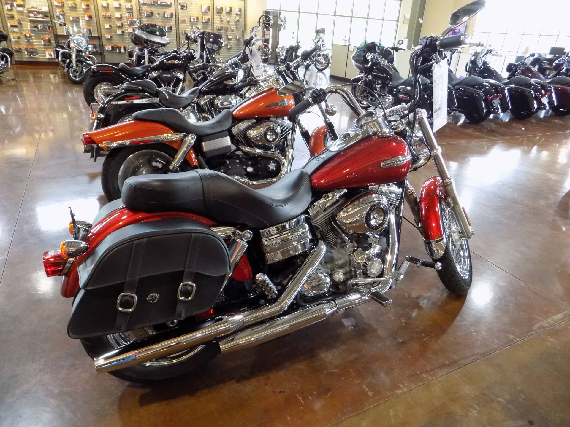 2008 Harley-Davidson SUPER GLIDE CUSTOM in Winchester, Virginia - Photo 2
