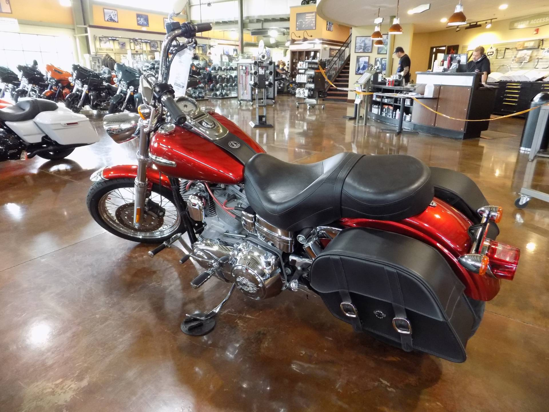2008 Harley-Davidson SUPER GLIDE CUSTOM in Winchester, Virginia - Photo 3