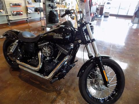 2015 Harley-Davidson STREET BOB in Winchester, Virginia - Photo 1