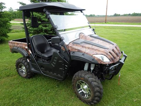 2016 BMS Ranch Pony 600 EFI in Howard Lake, Minnesota - Photo 3
