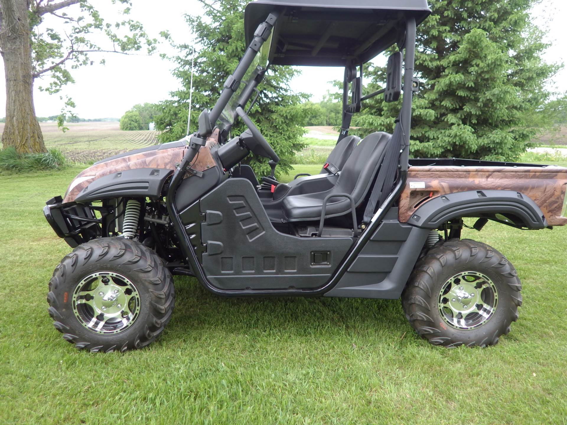 2016 BMS Ranch Pony 600 EFI in Howard Lake, Minnesota - Photo 13