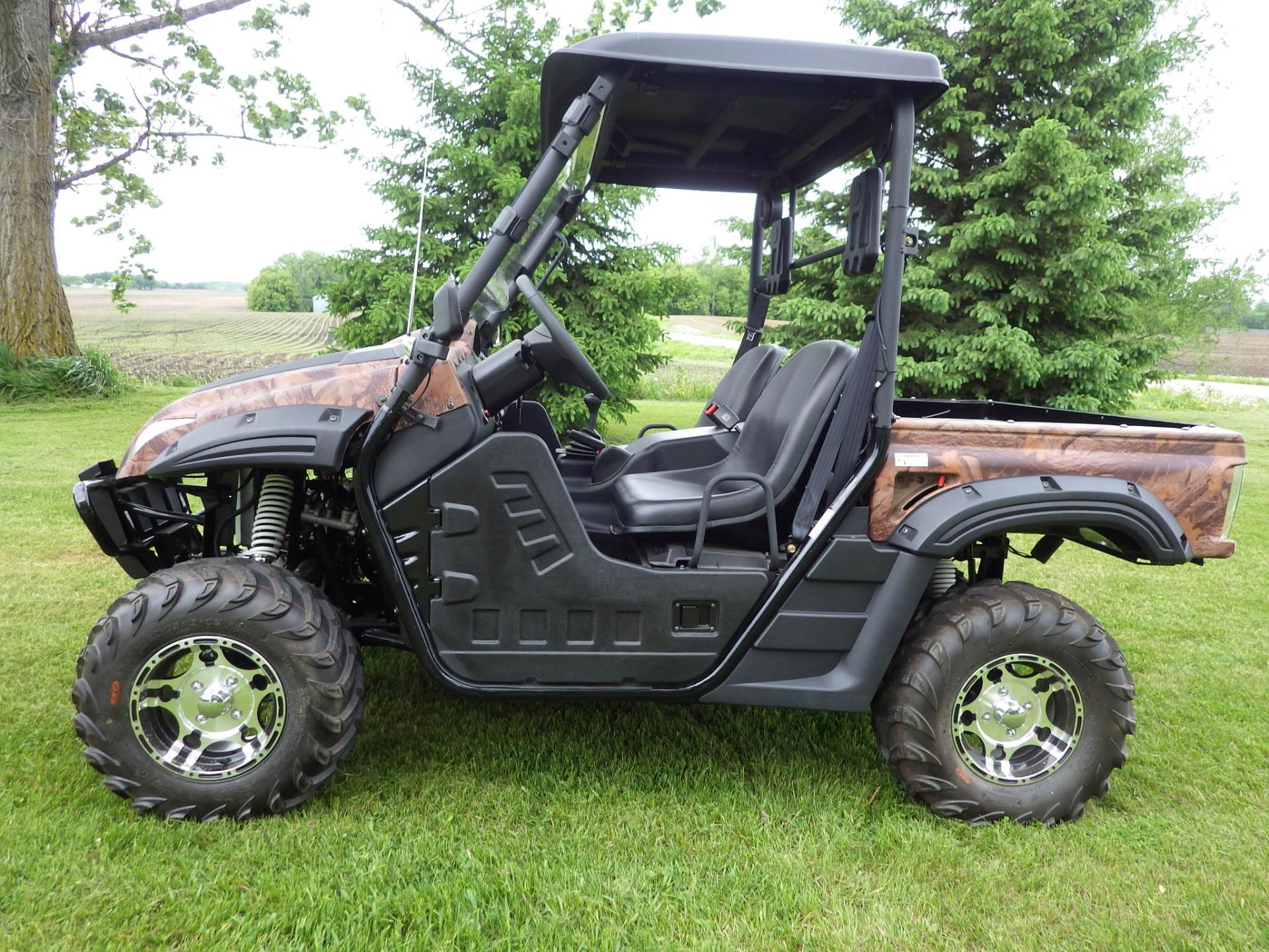 2016 BMS Ranch Pony 600 EFI in Howard Lake, Minnesota - Photo 1