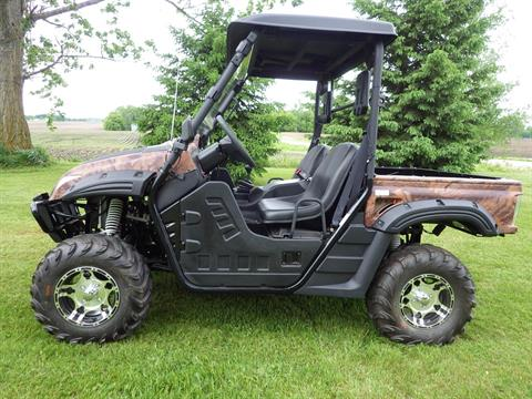 2016 BMS Ranch Pony 600 EFI in Howard Lake, Minnesota