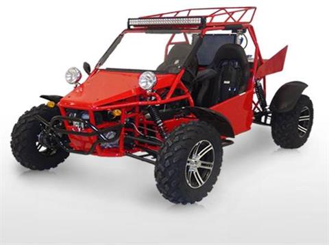 2017 BMS 800 V-Twin Buggy in Howard Lake, Minnesota