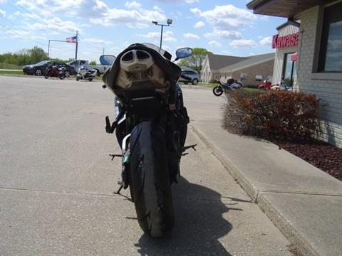 2008 Kawasaki Ninja® ZX™-6R in Winterset, Iowa