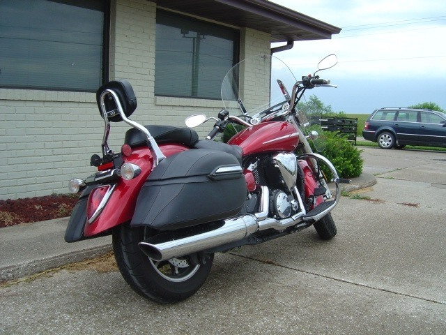 2007 Yamaha V Star® 1300 Tourer in Winterset, Iowa