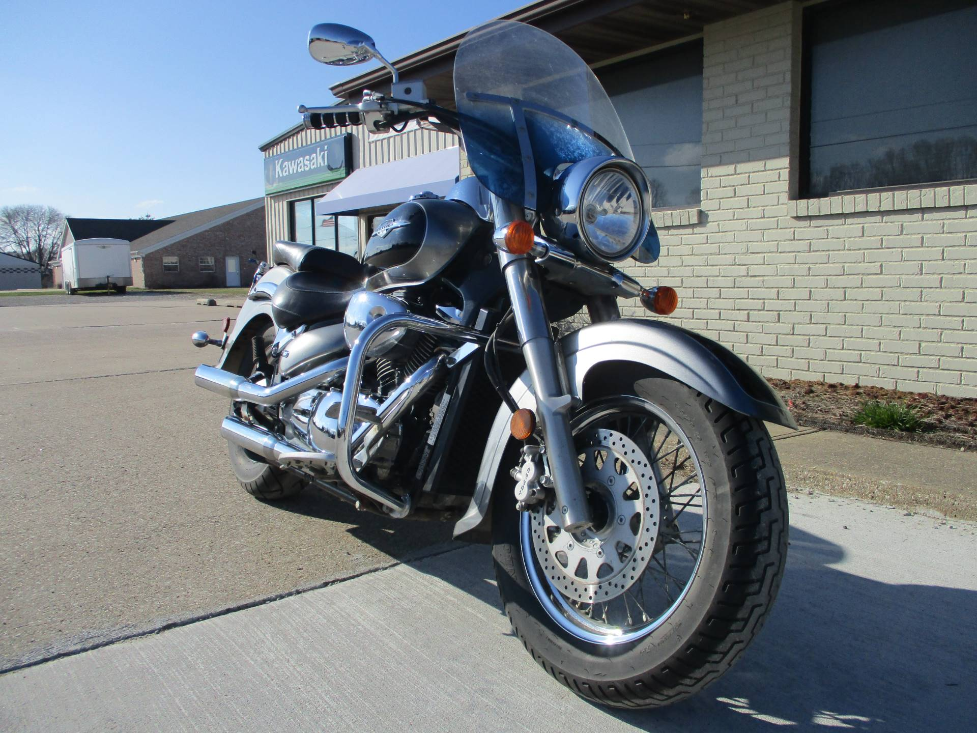 2005 Suzuki Boulevard C50 in Winterset, Iowa - Photo 3
