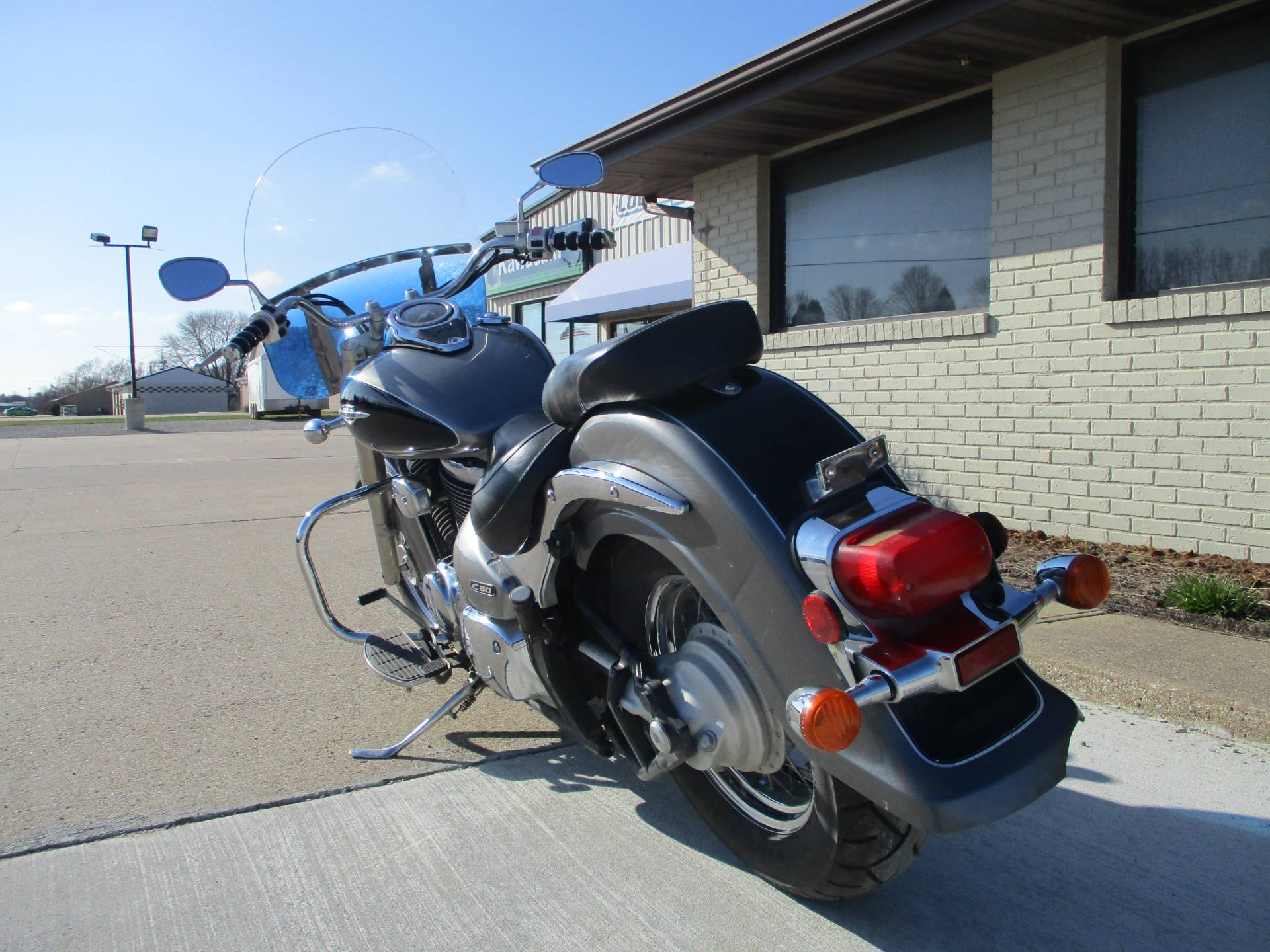 2005 Suzuki Boulevard C50 in Winterset, Iowa - Photo 6