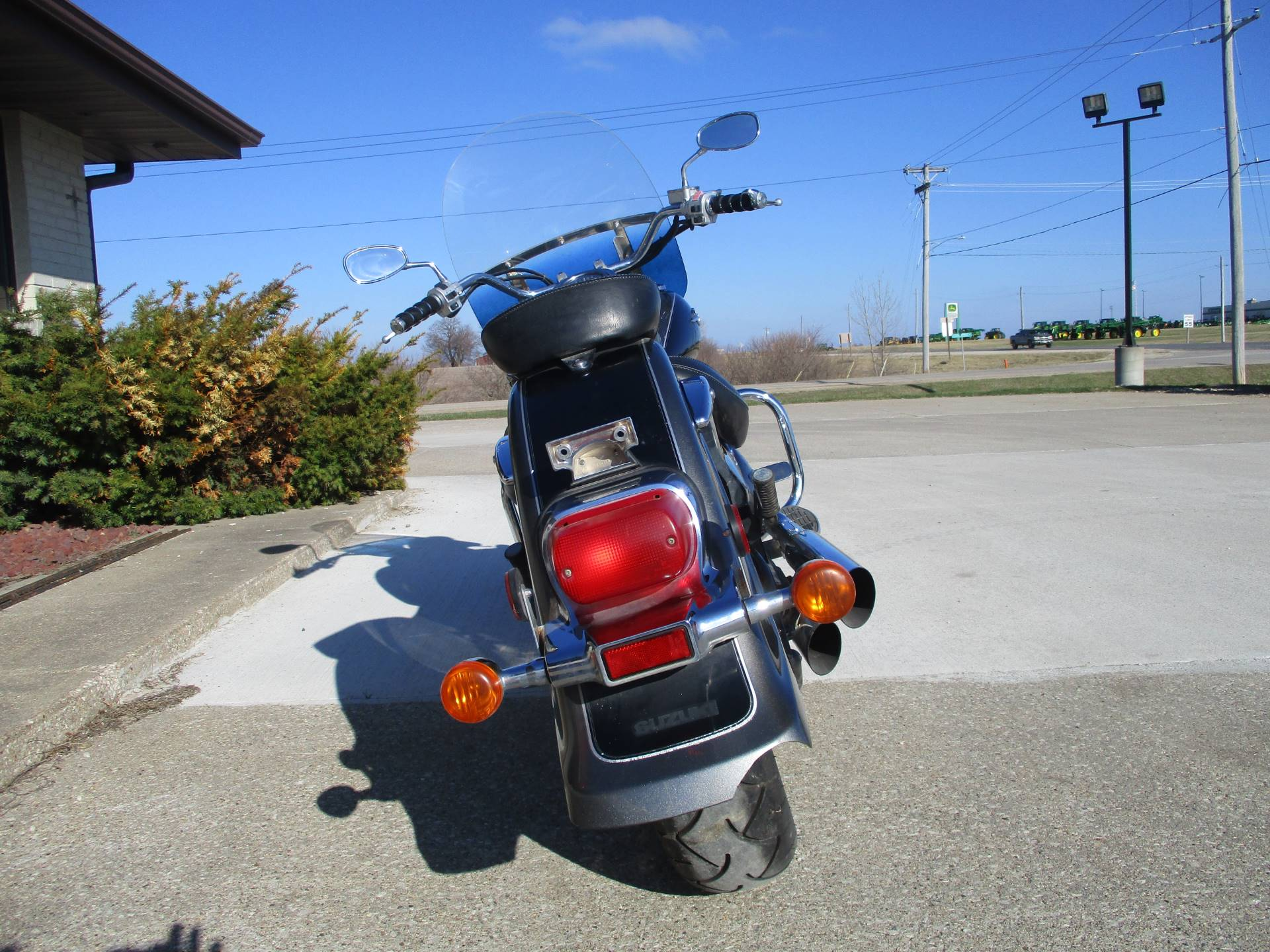 2005 Suzuki Boulevard C50 in Winterset, Iowa - Photo 8