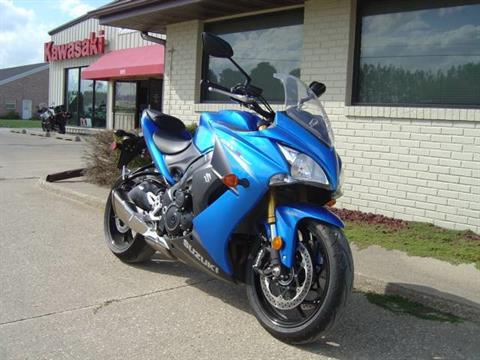 2016 Suzuki GSX-S1000F ABS in Winterset, Iowa
