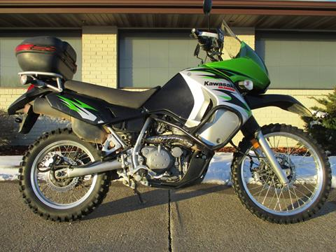 2008 Kawasaki KLR650 in Winterset, Iowa - Photo 1