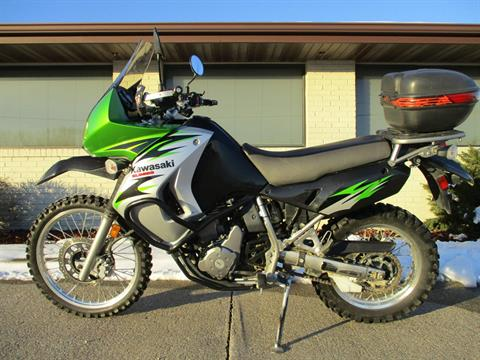 2008 Kawasaki KLR650 in Winterset, Iowa