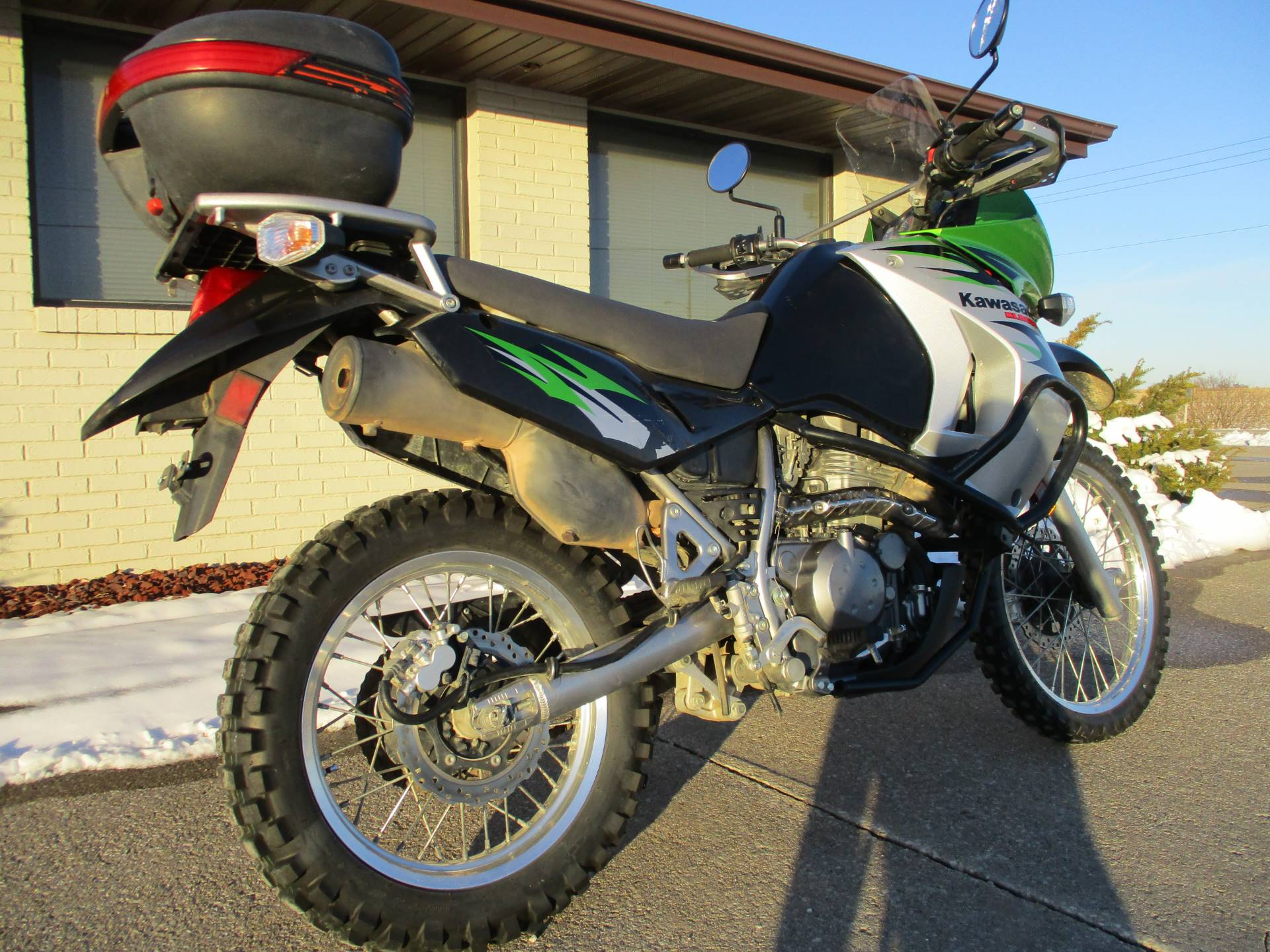 2008 Kawasaki KLR650 in Winterset, Iowa - Photo 5