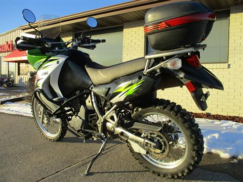 2008 Kawasaki KLR650 in Winterset, Iowa - Photo 6
