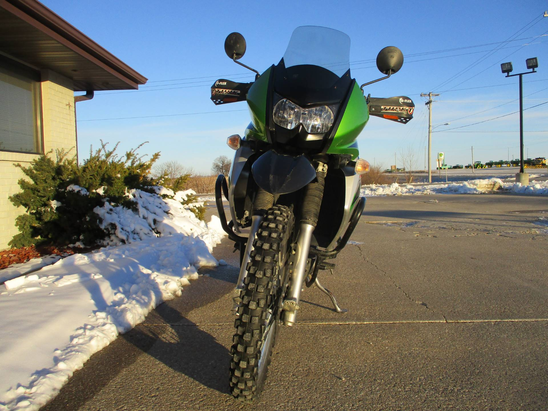 2008 Kawasaki KLR650 in Winterset, Iowa - Photo 7