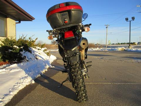2008 Kawasaki KLR650 in Winterset, Iowa - Photo 8