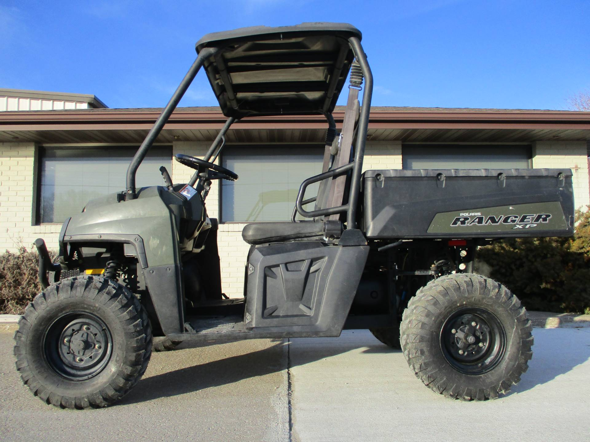 2011 Polaris Ranger XP® 800 in Winterset, Iowa - Photo 2