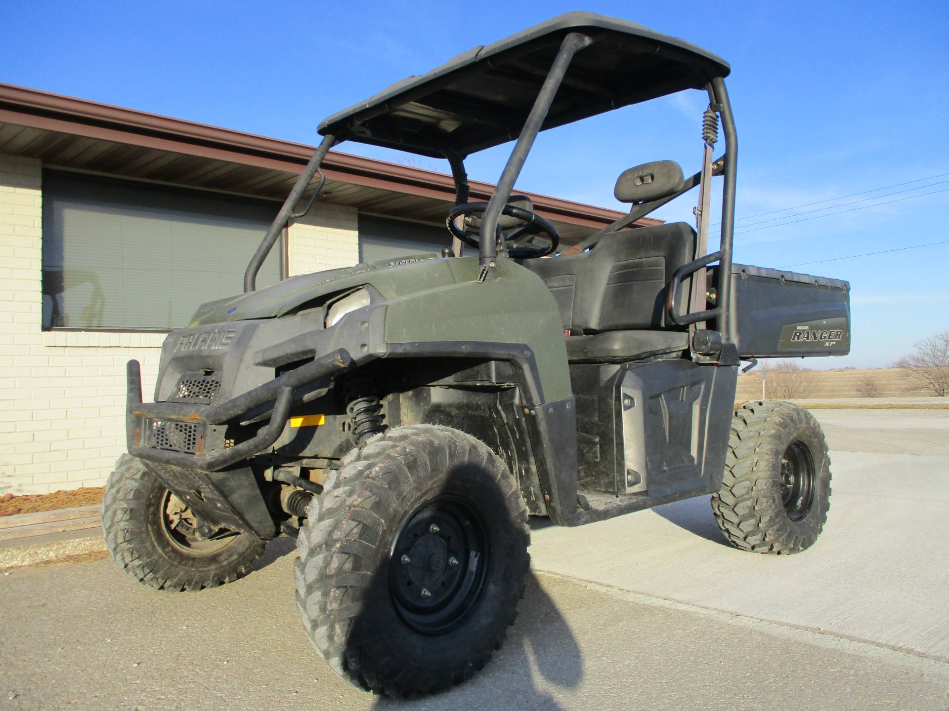 2011 Polaris Ranger XP® 800 in Winterset, Iowa - Photo 4