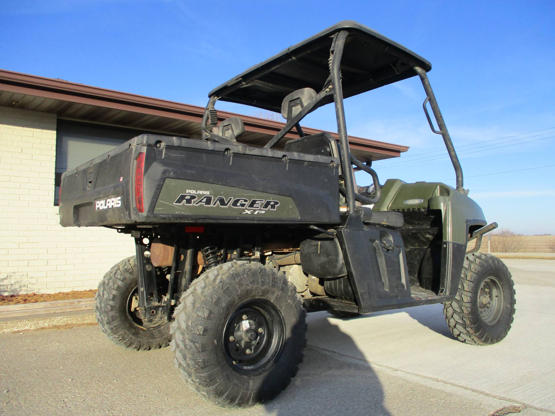 2011 Polaris Ranger XP® 800 in Winterset, Iowa - Photo 5
