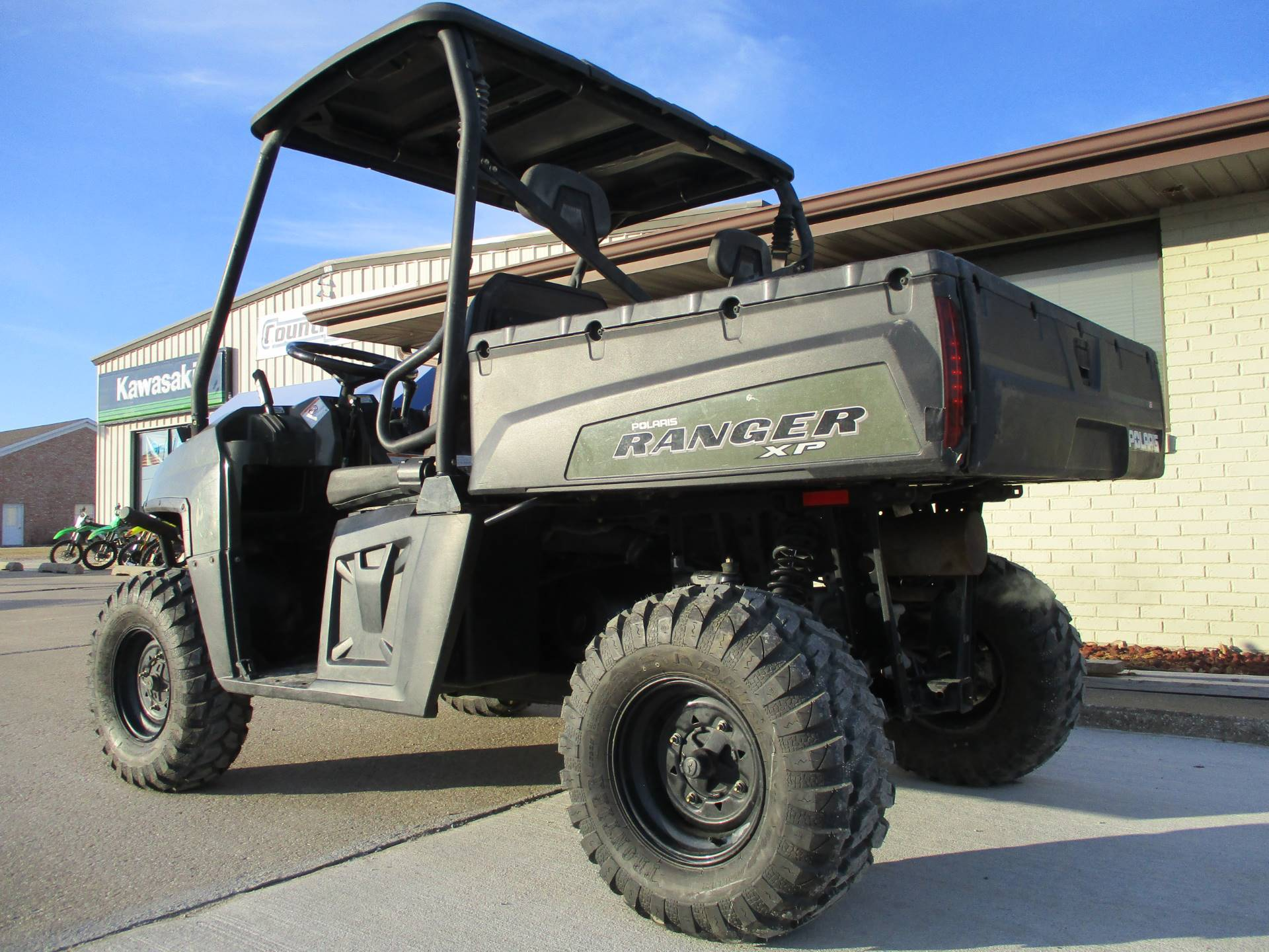 2011 Polaris Ranger XP® 800 in Winterset, Iowa - Photo 6