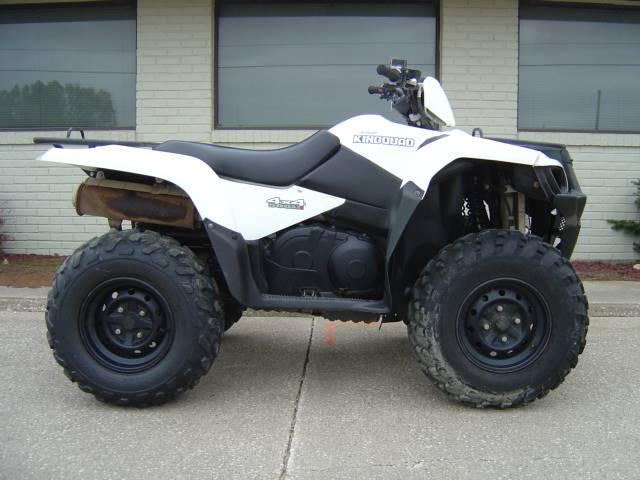 2011 Suzuki KingQuad® 500AXi in Winterset, Iowa