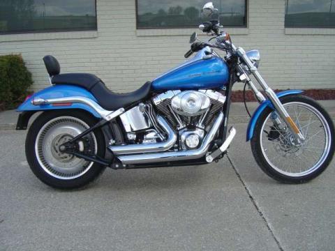 2004 Harley-Davidson FXSTD/FXSTDI Softail® Deuce™ in Winterset, Iowa