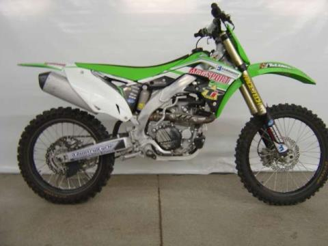2012 Kawasaki KX™450F  in Winterset, Iowa
